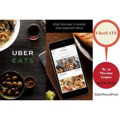 UberEATS Food Delivery Service Launched In India; Compete With Zomato, Swiggy, FoodPanda And Others