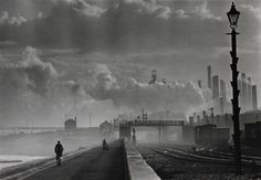 """The Grafters""..West Hartlepool, North East England 1963..Photo by Colin Jones, acclaimed for his portraits of disappearing communities.. 