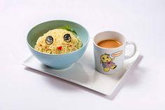 大人氣《船梨精咖啡廳》期間限定開幕 船梨精料理可愛上桌♥