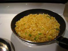 """Paleo-Zone: Paleo Tandoori Chicken w/Curry """"Rice"""""""