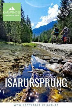 E-BIKEN SEEFELD ⭐ ab Scharnitz zum Isarursprung mit E-Bike ⛰️ Outdoor, Mountains, Nature, Travel, Natural Wonders, Road Trip Destinations, Destinations, Outdoors, Naturaleza