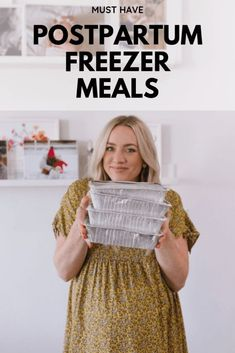 favorite freezer meals / list of freezer meals for postpartum or after baby, pregnancy / freezer meals that are easy and family friendly