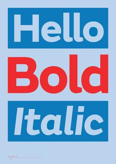 New typeface from Fontsmith FS Emeric Bold www.fsemeric.com