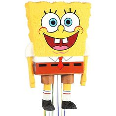 Check out SpongeBob Pinata (each) - Discount Party Accessories from Wholesale…