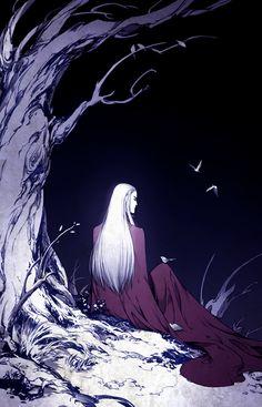 Elf of the Twilight by Yufy