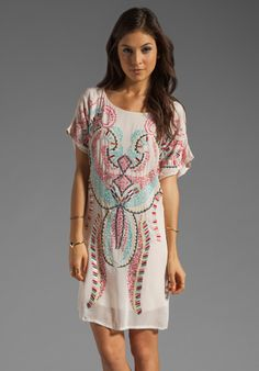 ANTIK BATIK Dori Mini Dress