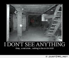 I spent like 2 minutes looking what was in the red circle! Ahhh creepy