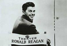 Reagan, hosting GE Theater