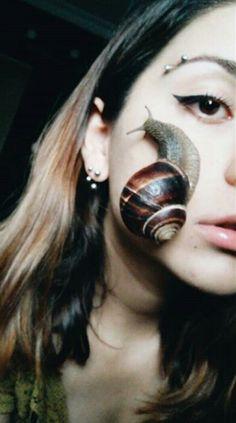 #snail