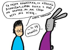 by Marta Zabłocka (Życie na kreskę) Comics, Girdles, Cartoons, Comic, Comics And Cartoons, Comic Books, Comic Book, Graphic Novels, Comic Art