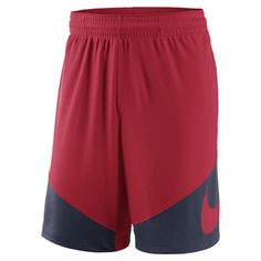 2f6497c08563 Nike College New Classics (Arizona) Men s Basketball Shorts Size Medium  (Red) -