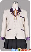Angel Beats Cosplay Kanade Tachibana Cosplay
