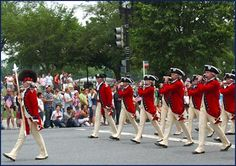 National Independence Day Parade - July 4th, Washington D.C.