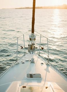 {shades of blue & the fondest farewell to summer} by {this is glamorous}, via Flickr