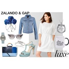 Wiosna w szafie by annnna252 on Polyvore featuring uroda, Valentino, Komono, Footnotes Too, Tory Burch, New Look and even&odd