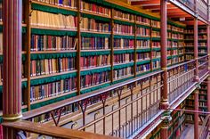 Rijksmuseum Library by Emmanuel de Taillac on 500px