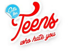 Gifts for Teens Who Hate You: Teens are always a tough demographic to shop for. Get them the right thing and you'll never know it. Get them the wrong thing and you'll never live it down.  http://www.inlander.com/spokane/article-18714-gifts-for-teens-who-hate-you.html