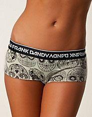 W. Cavaleras Boxer - Frank Dandy - Grey - Briefs - Underwear - NELLY.COM UK