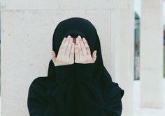 Hijab Niqab, Muslim Hijab, Hijab Chic, Hijab Outfit, Islam Muslim, Hijabi Girl, Girl Hijab, Niqab Fashion, Hijab Cartoon