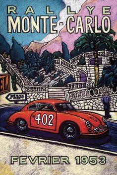 Rallye de Monte Carlo - 1953