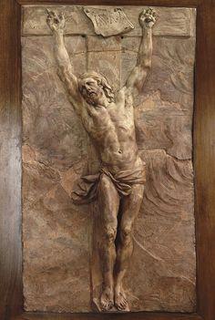 Christ mourant sur la Croix   Puget, Pierre (1620-1694). Artiste