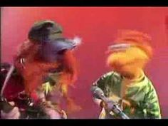 I'm best friends with all the muppets, even Scooter. (Scooter and Sg. Floyd Pepper make me dance like Molly)
