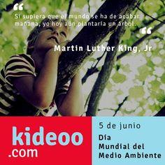 5 de junio: Día Mundial del Medio Ambiente  También en kideoo.com