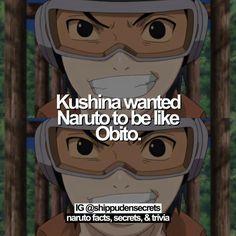 So, Kushina's dream was that if she had a child with Minato, he would resemble Obito and have his desire to become Hokage ♥♥♥ So sad that 3 years later, Kushina and Minato die because of Obito's attack :( I'M NOT CRYING YOU ARE Madara Uchiha, Kakashi Hatake, Naruto Sasuke Sakura, Shikamaru, Anime Naruto, Naruto Shippuden, Manga Anime, Hinata, Naruhina