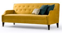 The Granger Sofa is part of the Jane by Jane Lockhart furniture line.