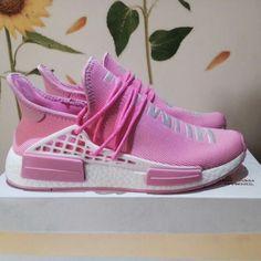 35f01b27fbf 13 Best Adidas X Pharrell Williams NMD HU Human Pink   images ...