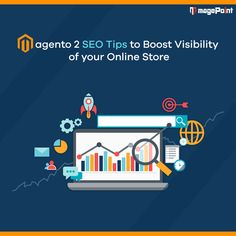 Urging for wider visibility of your Magento 2 online store? We have prepared a full-fledged list of tricks for that, what you have to do is, move towards here. #Magento #Magento2 #MagentoSEO #SEO #eCommerceSEO #eCommerceSEOexpert #magePoint