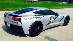 KENTUCKY STATE POLICE. WOW!