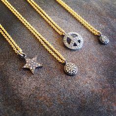 PAVE DIAMONDS by Stone Poetry