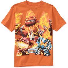 Boy's Skylanders Giants t-shirt