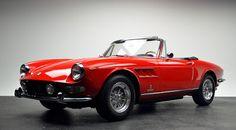 World Of Classic Cars: Ferrari 275 GTS 1966 - World Of Classic Cars -