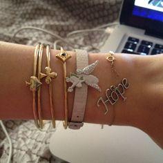 Bracelets ;)