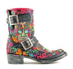 Old Gringo Klak Booties, Moccasins, Wedges, Boots, Heels, Sandals Yayagurlz