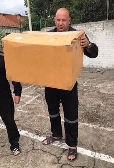 One of the Inmate's Boxing Team trainers from Rostov prison (Russia), receiving some sports equipment for Prison Fight GYM Fight Gym, International Teams, Sports Equipment, Boxing, Martial Arts, Prison, Trainers, Russia, Tennis Sneakers