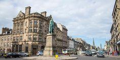 George Street, Edinburgh爱丁堡/【乔治街】