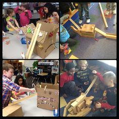 Inquiring Minds: Mrs. Myers' Kindergarten: Force and Motion Inquiry- The Introduction