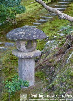 New eBook about Japanese stone lanterns!