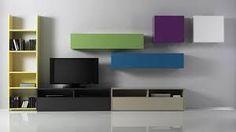 """Résultat de recherche d'images pour """"ensemble meuble tv design suspendu"""""""