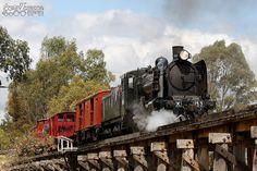 K153 - Victorian Goldfields Railway