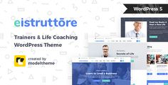 Buy Eistruttore - Speaker and Life Coach WordPress Theme by modeltheme on ThemeForest. View Online Documentation of Eistruttore WP Theme. Want to create an incredible Life Coaching / Instructor or teache. Coach Website, Website Themes, Website Ideas, Leadership Development, Leadership Activities, Premium Wordpress Themes, Website Template, Templates, Education
