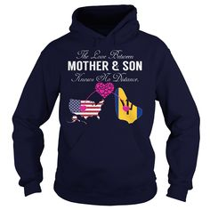 Mother Son - United States Barbados