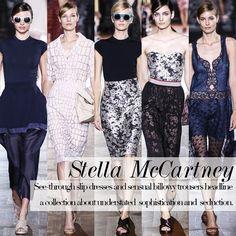 Stella McCartney Spring 2014