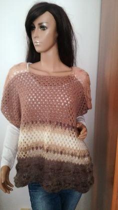Crochet Top, Tops, Women, Fashion, Moda, Women's, La Mode, Shell Tops, Fasion