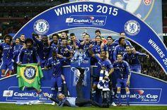 2015 League Cup Winners: CHELSEA