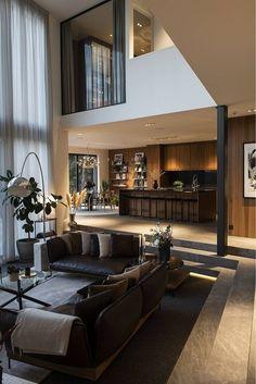 Modern Home Interior Design, Dream House Interior, Luxury Homes Dream Houses, Home Room Design, Dream Home Design, Interior Architecture, Living Room Designs, Living Spaces, Classic Interior