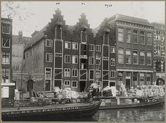 Amsterdam: Groenlandsche pakhuizen